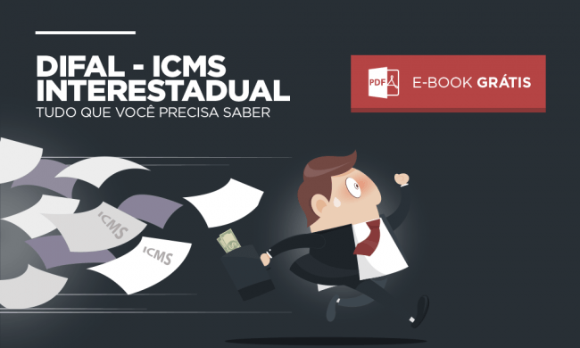 ICMS INTERESTADUAL DIFAL