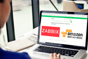 zabbix amazon web services