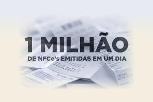 1 milhão notas fiscais emitidas em Goiás