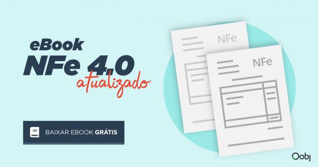 Ebook NFe 4.0 atualizado