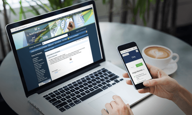 SEFAZ Goiás disponibiliza nova consulta de NFe e NFCe