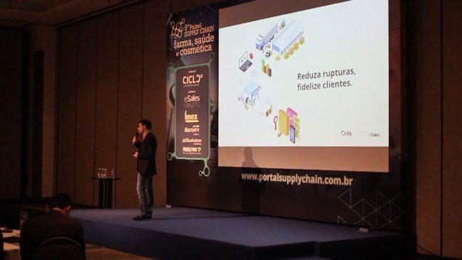 apresentação pitch