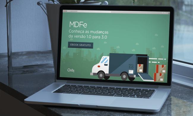 ebook MDFe 3.00