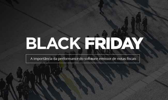 black friday emissor de notas fiscais