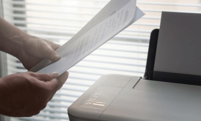 Possibilidade de Dispensa da impressão do DANFE