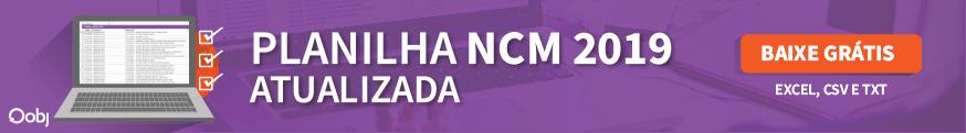 tabela ncm 2019