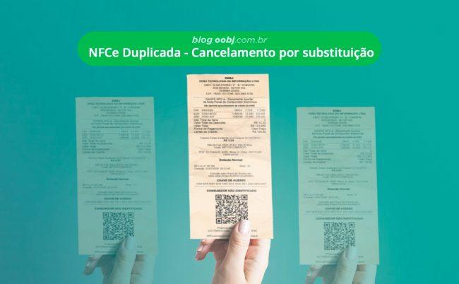 Cancelamento-por-Substituicao NFCE