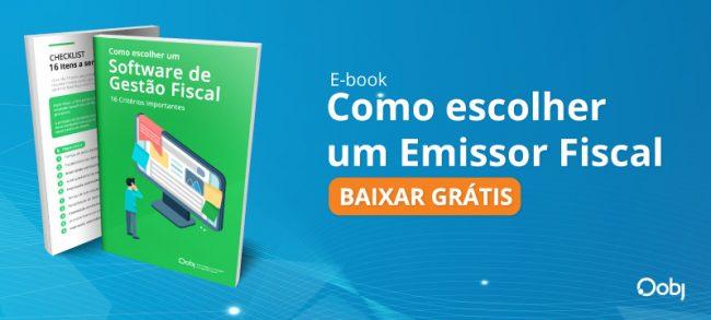 EMISSOR DE NOTA FISCAL ELETRONICA